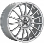 OZ Superturismo LM - Matt Race Silver Black lettering